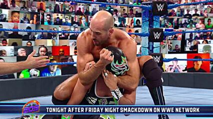 Gran Metalik vs. Cesaro: SmackDown, Sept. 18, 2020