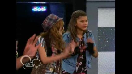 Shake It Up Dancing Scenes Season 1 Epizode 9