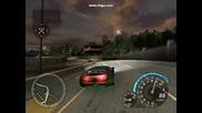 nfs u2 Bugatti veyron