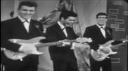Cliff Richard & The Shadows - Do You Wanna Dance (1963 Tv Show).