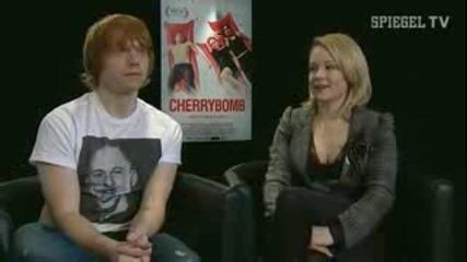 Cherrybomb...интервю С Руп И Кимбърли ;p Xd