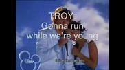 High School Musical Everyday Troy Gabriell