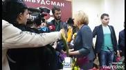 Мая Манолова за протестиращите