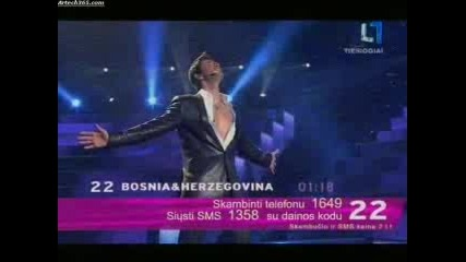 Sakis Rouvas - I`m In Love With You Live
