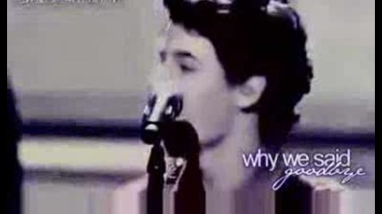Nick to Miley - Why did we say goodbye