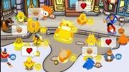 От утре 14.11.2013г. златен пъфъл в club penguin