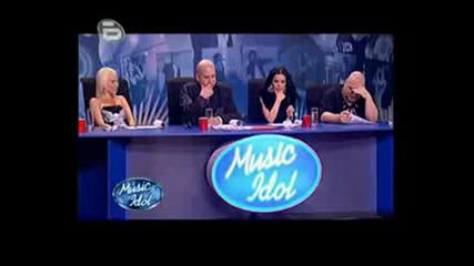Music Idol 3 - Преслава :p