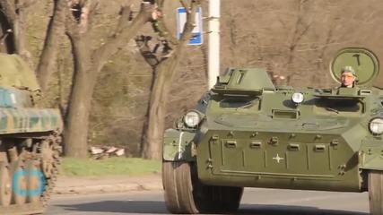 NATO's Chief Warned: Russia Sent More Military Hardware Into Eastern Ukraine