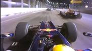Formula 1 Singapore 2009 Race Edit