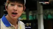 [бг субс] Шоуто на Shinee '' Прекрасен ден '' еп.3 част.4