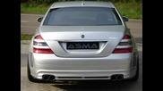 Mercedes Benz - Asma S550 Tuning W221