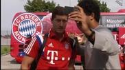 Байерн се отправи към Дортмунд