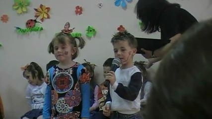 Тържество в детската част3