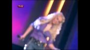 Гергана - Благодаря Ти В Шоуто На Азис 06.05.09