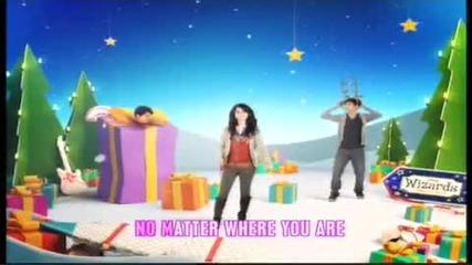 Disney Channel Christmas I - Lyrics Hilda Stenmalm