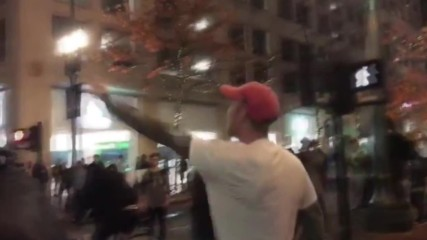 USA: 26 arrested in Portland anti-Trump march following violent clashes