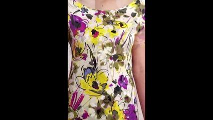 bote - Къса рокля Виола (2)