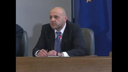 Томислав Дончев: 2012 г. е рекордна за плащанията по европейските програми