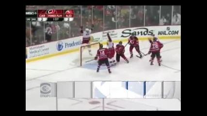 """""""Каролина"""" победи """"Ню Джърси"""" с 4:2 като гост в НХЛ"""