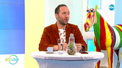 """Кирил Ефремов: За пиесата """"Искам вашия мъж"""" - На кафе (13.01.2021)"""