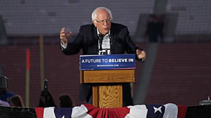 USA: Democratic Convention will be contested, says Sanders ahead of California primary