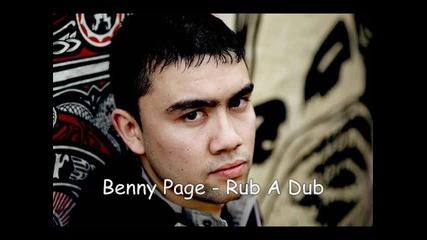 Benny Page - Rub A Dub