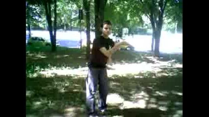 16 Годишен Барман Тренира