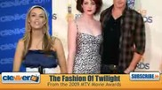 Twilight Актьорите - Модно Ревю На Наградите На Mtv ( Bg Subs)