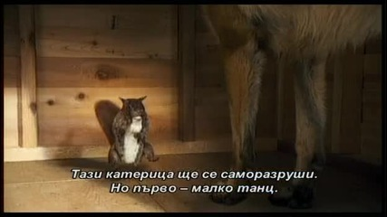 Hq! + subs Котки и Кучета 2010 - Cats And Dogs - The Revenge Of Kitty Galore