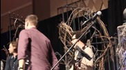 Jensen Ackles Raps Vanilla Ice - Vegas Con 2014