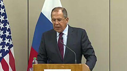 Switzerland: Lavrov and Kerry make progress in marathon Syria talks