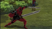 Ultimate Spider-man - 2x15 - Ultimate Deadpool