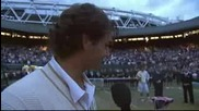 Wimbledon 2008 : Федерер След Финала