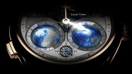 Как изглежда половин милион на китката ви: Часовник ли? Hе, шедьовър!