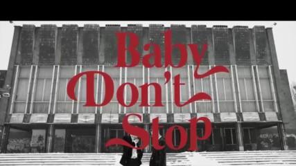 [превод] Nct U - Baby Don't Stop