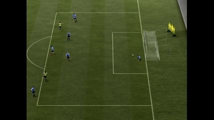Далечен гол на Фифа 2012