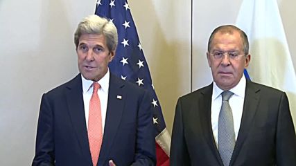 Switzerland: Lavrov and Kerry react to N. Korea nuclear test ahead of Syria meeting