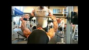 Supermutants Workout During the 2013 Arnold Sports Festival Weekend Part 1
