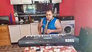 Големият Българин и Музикант Бубо свири Нашата която няма общо с предателите Виво Монт и Х. Kадурин!