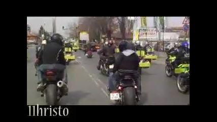 Откриване на Мото сезон София 2010