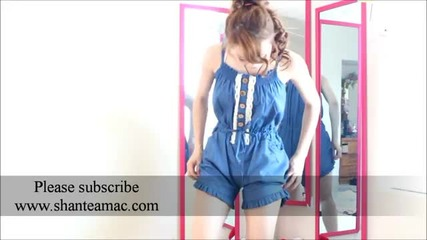 Summer Fashion video part 2 (jumpers&rompers)