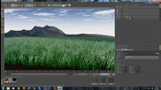 #15 Cinema 4d - Creating Grass Tutorial