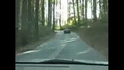 Corvette Accident