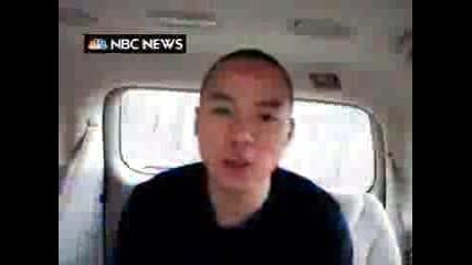 Убиецът От Вирджиния. Изповед Пред Nbc