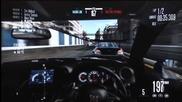 Hd * Първи кадри от N F S : Shift Gameplay