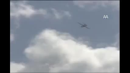 Първият полет на Turkish Uav Anka