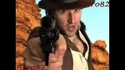 Indiana Jones - Супер Забавна Песен!