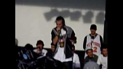 *26.06.09* Nescafe 3v1 Beatbox Battle * Skiller - Beatbox