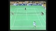Тенис ветерани - Архус 2002 : Бекер - Едберг | част 1/2