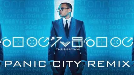 Chris Brown - Dont Wake Me Up ( Panic City Official Remix)